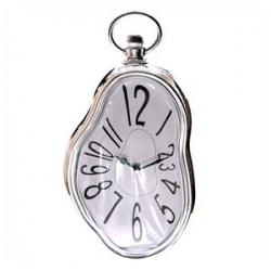 Reloj blando Melting Clock de pared
