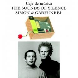 Caja de música The Sound of Silence