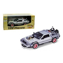Maqueta DeLorean 1981 Regreso al Futuro III