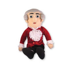 Peluche Mozart (con música) Little Thinkers