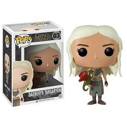 Daenerys Targaryen Juego de Tronos Pop! Funko