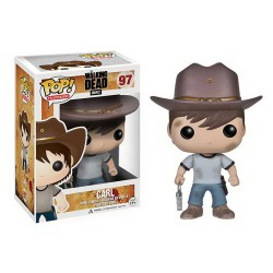 Carl Grimes The Walking Dead Pop! Funko