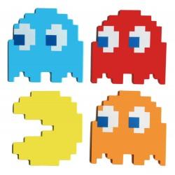Posavasos Pac-Man