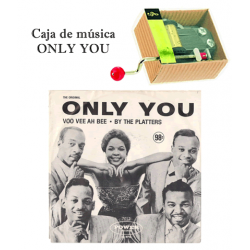 Caja de música Only You