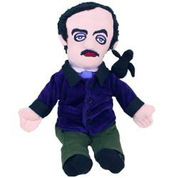 Peluche Edgar Allan Poe Little Thinkers