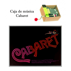 Caja de música Cabaret