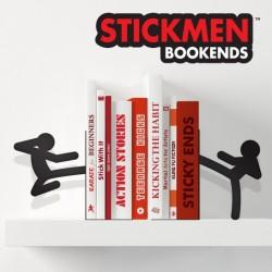 Soporte libros Stickmen
