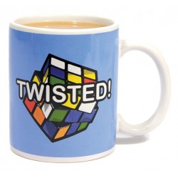 Taza Cubo de Rubik Twisted!