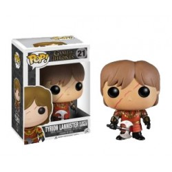 Tyrion Lannister in Battle Armour Juego de Tronos Pop! Funko