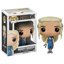 Daenerys Targaryen con vestido azul Juego de Tronos Pop! Funko