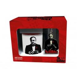 Pack taza y llavero Vito Corleone, El Padrino