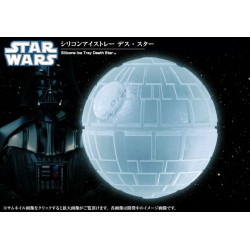 Molde silicona Estrella de la Muerte Star Wars