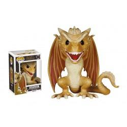 Dragón Viserion 15 cm. Juego de Tronos Pop! Funko