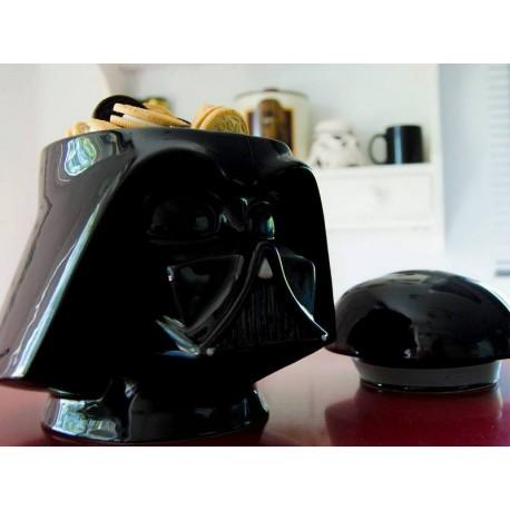 Bote para galletas Darth Vader cerámica Star Wars