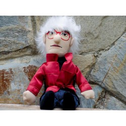 Peluche Andy Warhol Little Thinkers