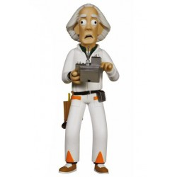 Doc Brown Regreso al Futuro Vinyl Idolz