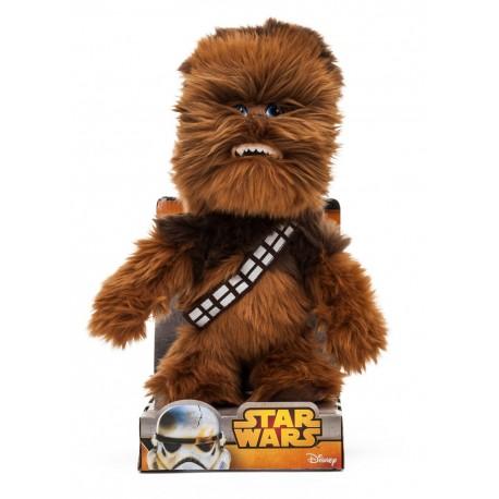 Peluche Chewbacca 17 cm. Star Wars