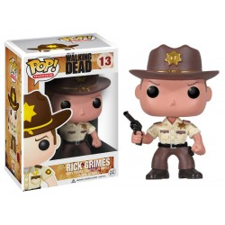 Rick Grimes Temporada 5 The Walking Dead Pop! Funko
