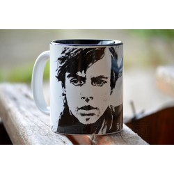 Mug Luke Skywalker y Darth Vader