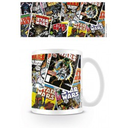 Taza Comic Covers Star Wars