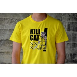 Camiseta Kill Cat