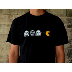 Camiseta Pac Wars