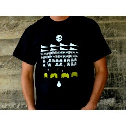 Camiseta Star Invaders