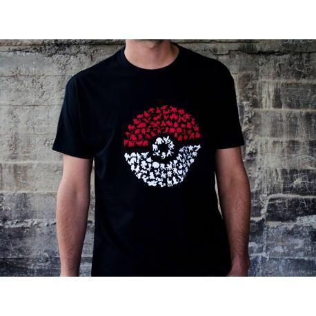 Camiseta Poké Ball