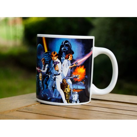 Mug A New Hope Star Wars
