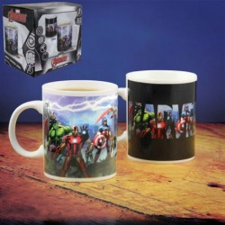 Taza térmica Marvel Avengers Team