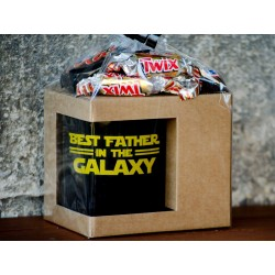 Taza Best Father in the Galaxy