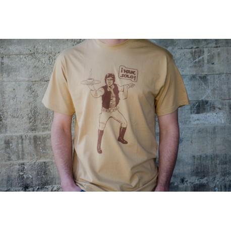 Camiseta Han, olo