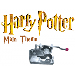 Caja de música Harry Potter - Main Theme
