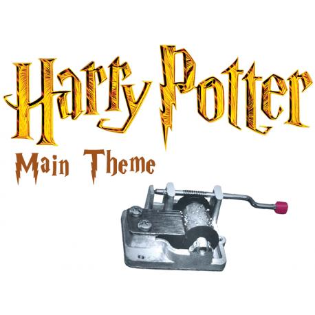 Caja de música Harry Potter - Main Theme