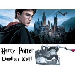Caja de música Harry Potter - Wondrous World