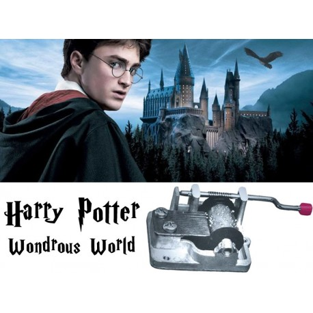 Caja de música Harry Potter - Wondrous World