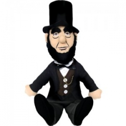 Peluche Abraham Lincoln Little Thinkers