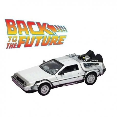 DeLorean Regreso al Futuro