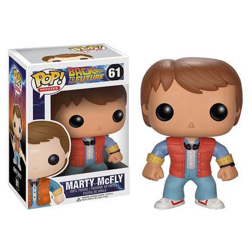 Figura Marty McFly Regreso al Futuro Pop! Funko