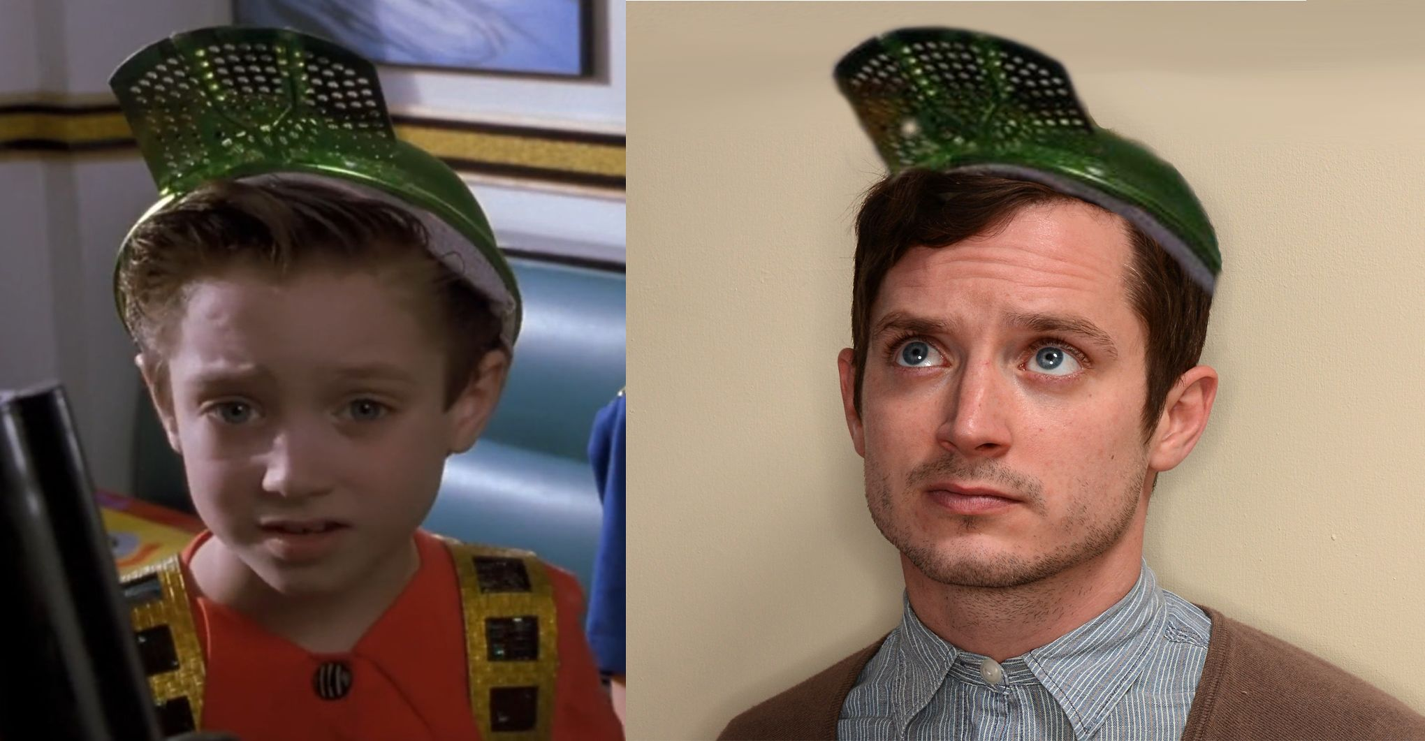 Elijah Wood Back to the Future