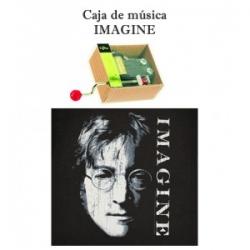 Caja de música Imagine