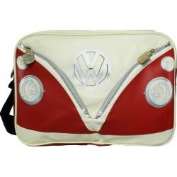 Bolso rojo furgoneta Volkswagen