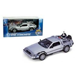 Maqueta DeLorean 1981 Regreso al Futuro II