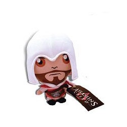Peluche Ezio Assassins Creed blanco