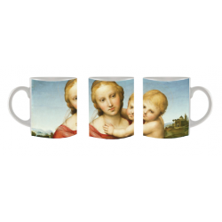 Taza mug Virgen con el Niño