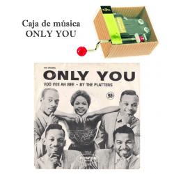 Caja de música Only You