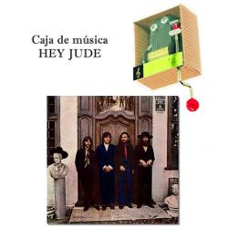 Caja de música Hey Jude - The Beatles