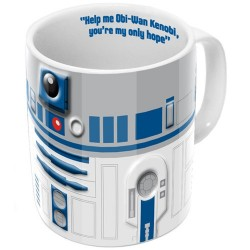 Mug R2D2 con relieve Star Wars
