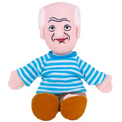 Peluche Pablo Picasso Little Thinkers