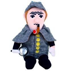 Peluche Sherlock Holmes Little Thinkers